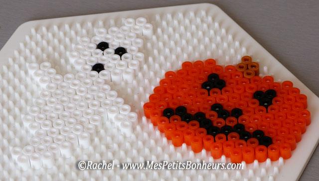 Halloween en perles repasser mod les de personnages pour un mobile - Modele perle a repasser facile ...
