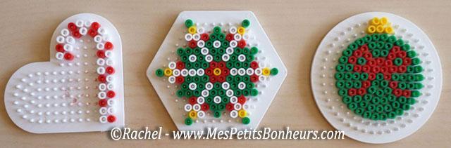 Christmas pyssla beads b gelperlen pinterest navidad - Modele de sapin de noel decore ...
