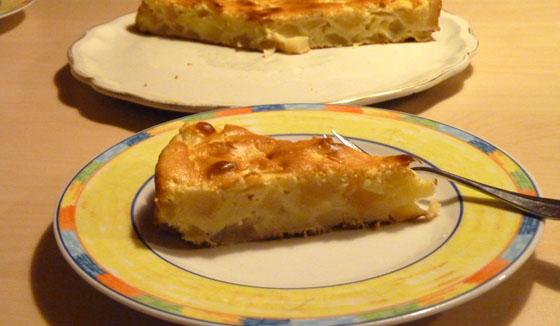 Gateau au yaourt avec 1 fromage blanc