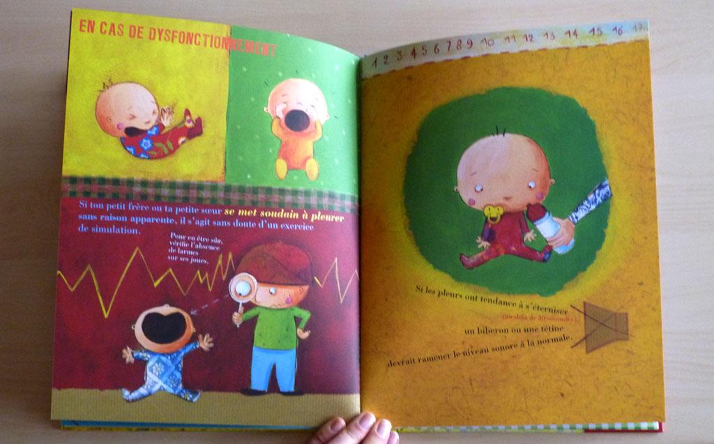 Id e cadeau enfant beaux livres dr les de micha l escoffier - Idee cadeau beau frere ...