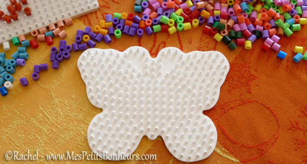 Modeles De Papillons En Perles A Repasser Hama Bricolage De Printemps