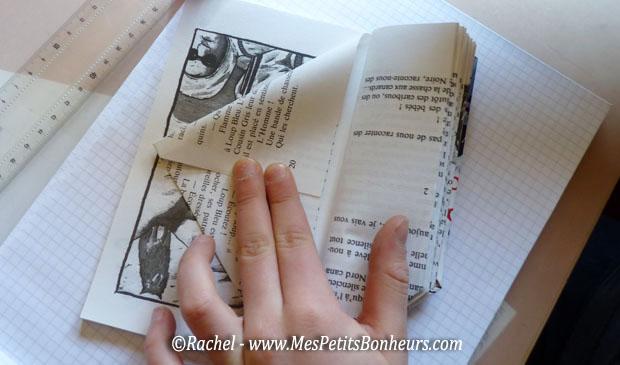 Super Bricolage récup : livre hérisson – Pliage facile et rigolo GX16