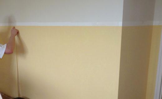 D co maison chambre aux coquelicots fraiche et lumineuse for Moquette jaune moutarde