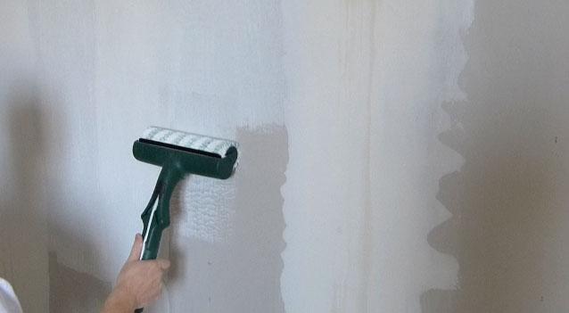 Peinture au rouleau plafond id es d 39 images la maison - Rouleau peinture anti gouttes avec reservoir ...