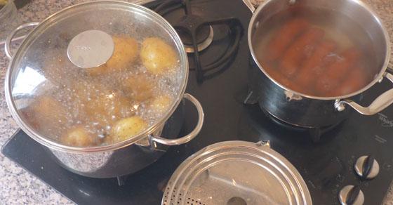 recette facile mont d or en boite chaude pommes de. Black Bedroom Furniture Sets. Home Design Ideas