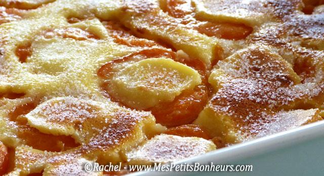 clafoutis abricots et mascarpone recette d un dessert d